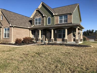 Warren County Single Family Home For Sale: 8361 Sandhill Drive