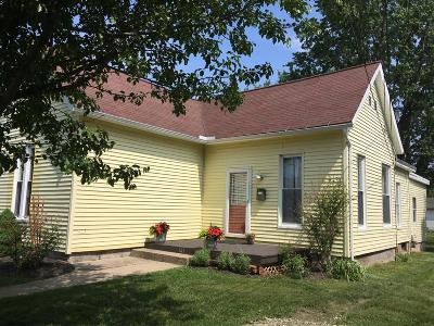 Adams County, Brown County, Clinton County, Highland County Single Family Home For Sale: 143 W Vine Street