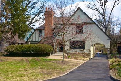 Hamilton County Single Family Home For Sale: 4252 Rose Hill Avenue