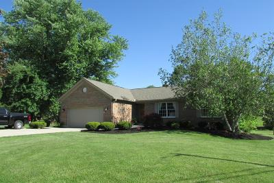 Brown County Single Family Home For Sale: 1081 Brunswick Drive