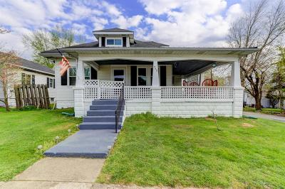 Adams County, Brown County, Clinton County, Highland County Single Family Home For Sale: 309 Short Street