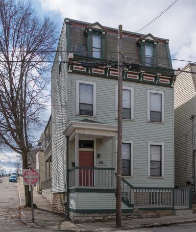 Hamilton County Multi Family Home For Sale: 991 Hatch Street