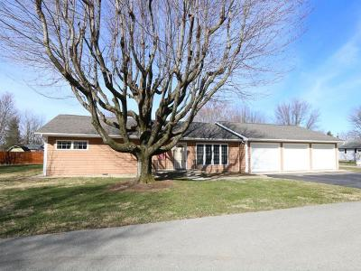 Adams County, Brown County, Clinton County, Highland County Single Family Home For Sale: 361 Eastern Avenue
