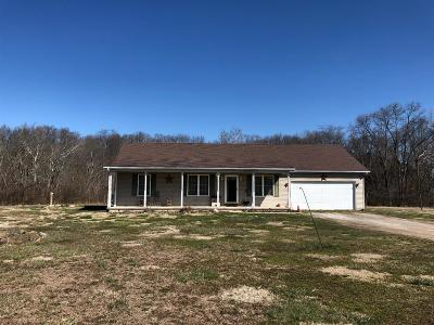 Adams County, Brown County, Clinton County, Highland County Single Family Home For Sale: 8695 High Rock Road