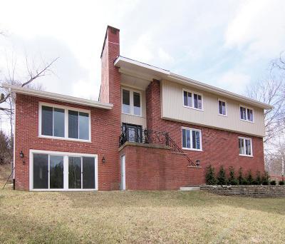 Hamilton County Single Family Home For Sale: 5755 Beech Grove Lane
