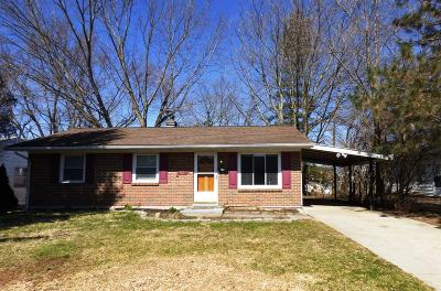 Adams County, Brown County, Clinton County, Highland County Single Family Home For Sale: 25 Midway Drive