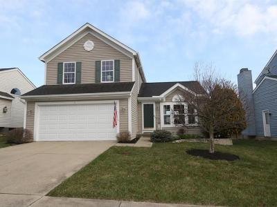 West Chester Single Family Home For Sale: 9762 Deer Track Road