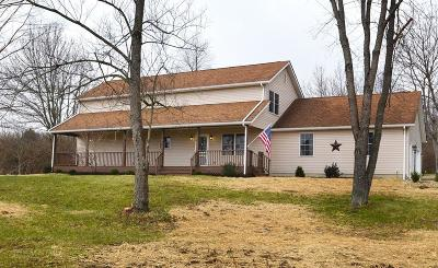 Warren County Single Family Home For Sale: 5253 N Route 48
