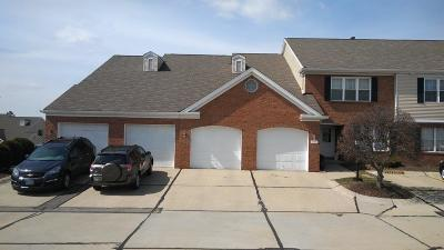 Green Twp Condo/Townhouse For Sale: 6217 Eagles Lake Court