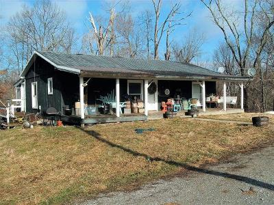 Highland County Farm For Sale: 3409 St Rt 73
