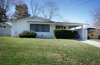 Springfield Twp. OH Single Family Home For Sale: $127,900