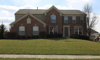 Butler County Single Family Home For Sale: 7643 Tylers Valley Drive
