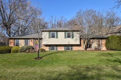 West Chester Single Family Home For Sale: 7078 Hollywood Drive