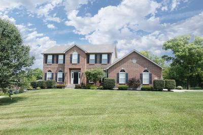 Butler County Single Family Home For Sale: 4490 Hamilton Mason Road