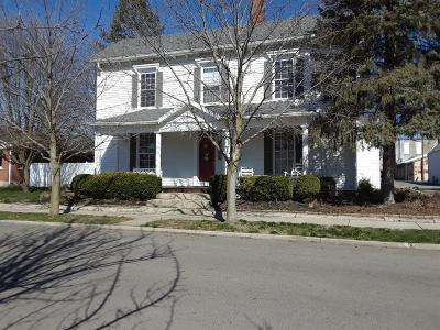 Adams County, Brown County, Clinton County, Highland County Single Family Home For Sale: 333 Mirabeau Street