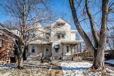 Hamilton County Multi Family Home For Sale: 2222 Lawn Avenue