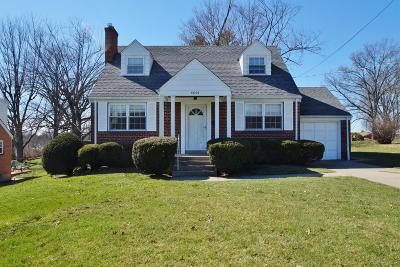 Green Twp Single Family Home For Sale: 5639 Vogel Road