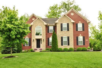 Hamilton County Single Family Home For Sale: 6817 Chapel Lane