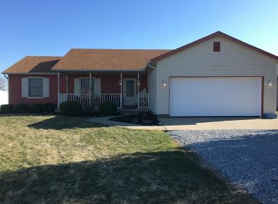 Adams County, Brown County, Clinton County, Highland County Single Family Home For Sale: 318 Dakins Chapel Road