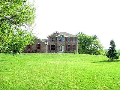 Butler County Single Family Home For Sale: 1357 Trenton Oxford Road