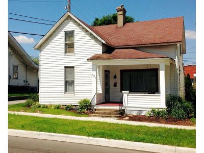 Adams County, Brown County, Clinton County, Highland County Single Family Home For Sale: 121 N East Street