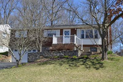 Hamilton County Single Family Home For Sale: 7254 Longfield Drive
