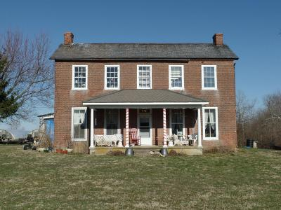 Highland County Farm For Sale: 8230 St Rt 73