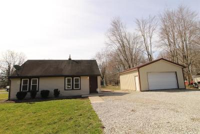 Clermont County Single Family Home For Sale: 5875 Rose Lane