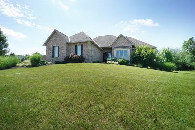 Liberty Twp OH Single Family Home For Sale: $439,000