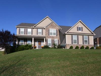 West Chester Single Family Home For Sale: 7284 Foxchase Drive