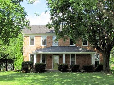 Adams County, Brown County, Clinton County, Highland County Single Family Home For Sale: 9939 Us Rt 22 & 3