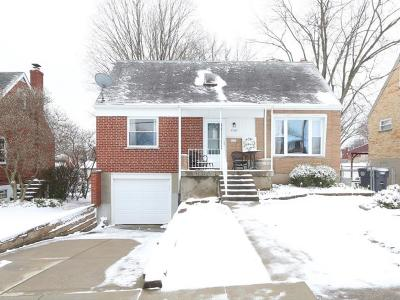 Green Twp Single Family Home For Sale: 5549 Childs Avenue