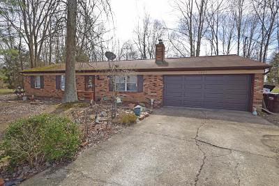 Clermont County Single Family Home For Sale: 6027 Mill Row Court