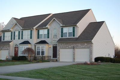 Clermont County Condo/Townhouse For Sale: 6980 Greenstone Trace