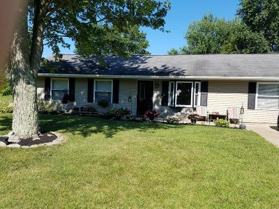 Clermont County Single Family Home For Sale: 1504 Woodland