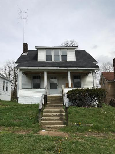 Highland County Single Family Home For Sale: 260 E North Street