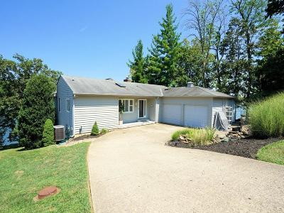 Lawrenceburg Single Family Home For Sale: 1502 Aqua Vista Drive
