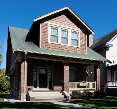 Hamilton County Single Family Home For Sale: 3626 Morris Place