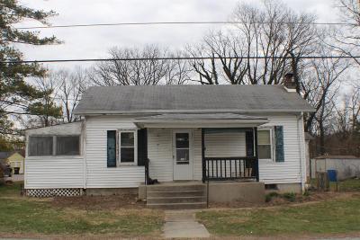 Hamilton County Single Family Home For Sale: 7967 Main Street