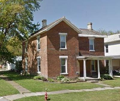 Adams County, Brown County, Clinton County, Highland County Single Family Home For Sale: 316 S Broadway Street