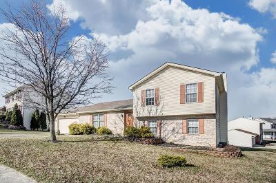 West Chester Single Family Home For Sale: 7897 Bayer Drive