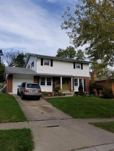 Green Twp Single Family Home For Sale: 3148 Mary Jane Drive