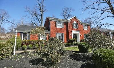 Hamilton County Single Family Home For Sale: 7216 Hamilton Hills Drive