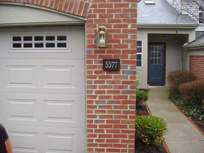 Hamilton County Single Family Home For Sale: 5577 Kiplington Drive