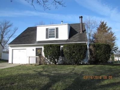 Hamilton County Single Family Home For Sale: 11765 Cedarcreek Drive
