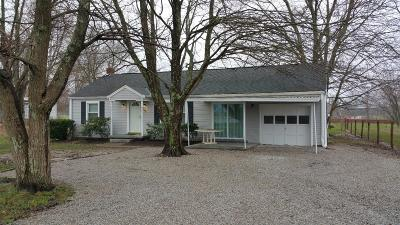 Adams County, Brown County, Clinton County, Highland County Single Family Home For Sale: 1504 State Route 125