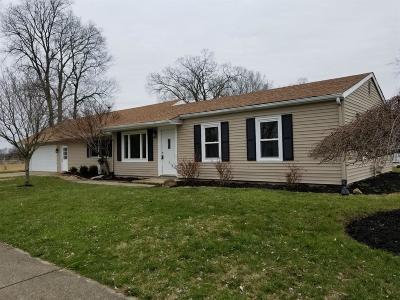 Fairfield Single Family Home For Sale: 5001 Castleton Drive