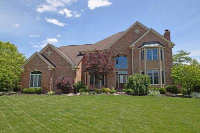 Mason Single Family Home For Sale: 6671 Ross Lane