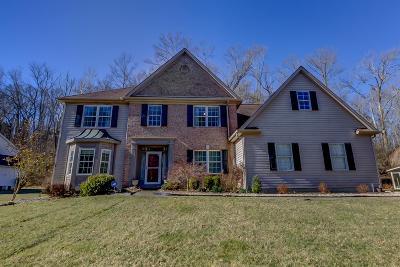 Single Family Home For Sale: 9523 E Kemper Road