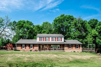 Single Family Home For Sale: 1425 Hart Road